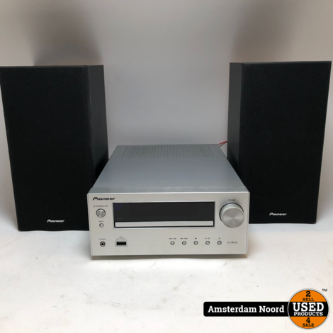 Pioneer X-HM10 Microset