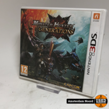 Nintendo Nintendo 3DS Monster Hunter Generations