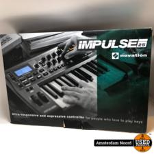Novation Impulse 25 MIDI-keyboard