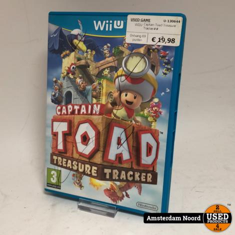 Nintendo Wii U Captain Toad: Treasure Tracker