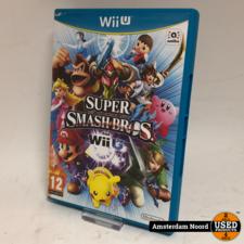 Nintendo Wii U Super Smash Bros Wii U