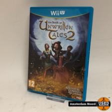Nintendo Wii U The Book of Unwritten Tales 2