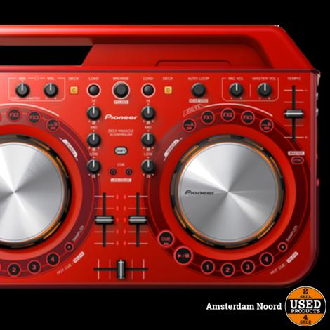 Pioneer DDJ-WEG02-R DJ controller