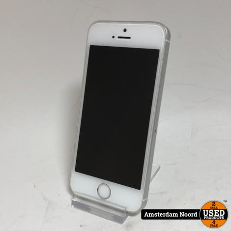 Apple iPhone SE 16GB Zilver