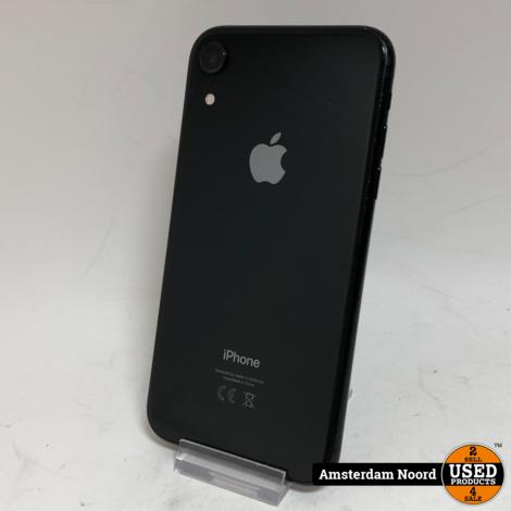 Apple iPhone XR 64GB Zwart