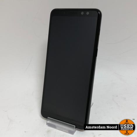 Samsung Galaxy A8 32GB Zwart Dual Sim