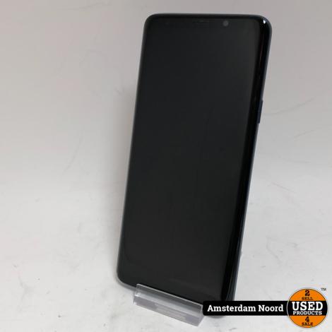 Samsung Galaxy S9 Plus 128GB Blauw