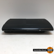 Sony Playstation 3 Slim 12GB Zwart