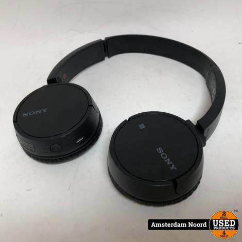 Sony MH-CH500 Bluetooth Koptelefoon Zwart