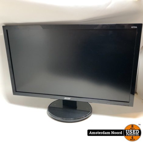 Acer K272HLE 27-inch Full HD Monitor