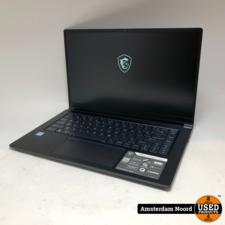 MSI PS63 Modern 8M-078NL Prestige Laptop - 15.6FHD/i7-8565U/48GB/256SSD/Win10
