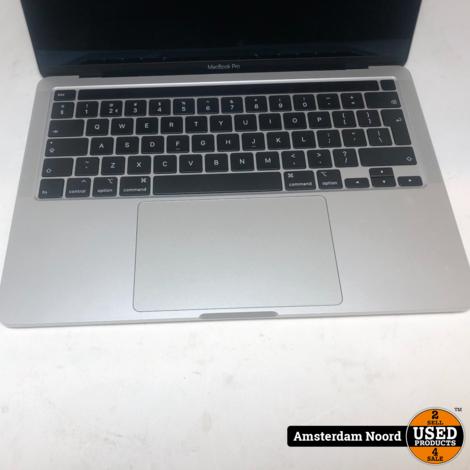 Apple MacBook Pro 2020 13.3/i5-2.0GHz/16GB/512SSD/Catalina (Nieuwstaat+Bon)