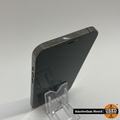 Apple iPhone 12 Pro Max 128GB Grijs (Nieuwstaat)