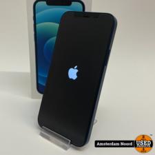 Apple Apple iPhone 12 64GB Blauw (Nieuwstaat)
