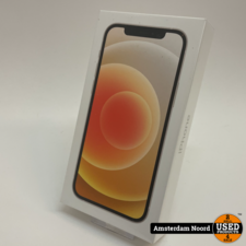 Apple Apple iPhone 12 256GB Wit (Nieuw)