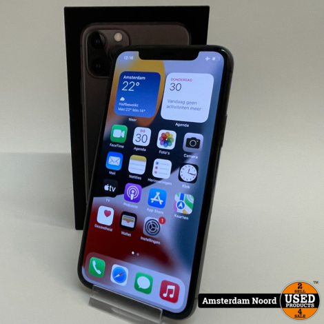 Apple iPhone 11 Pro 64GB Grijs