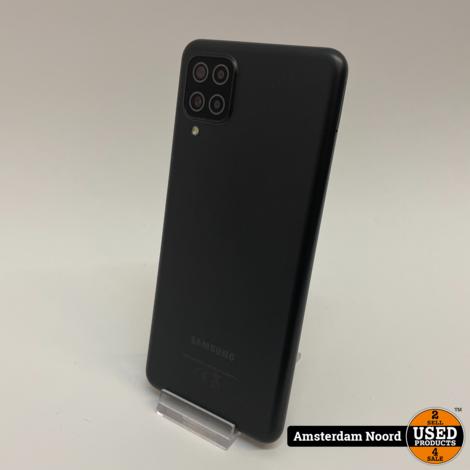 Samsung Galaxy A12 128GB Zwart