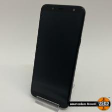 Samsung Samsung Galaxy J6 2018 Dual SIM 32GB 3GB Zwart