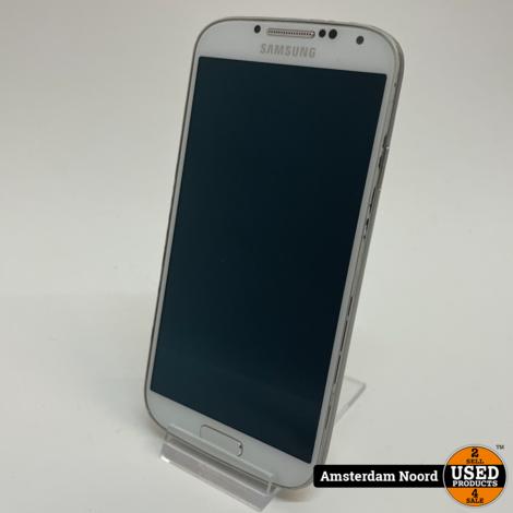Samsung Galaxy S4 Wit