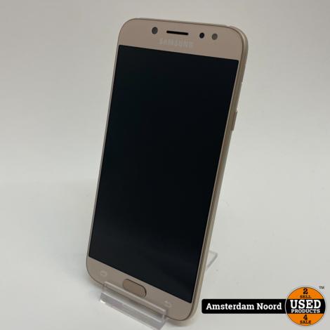 Samsung Galaxy J7 2017 Dual Sim 16GB Gold