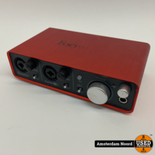 Focusrite Focusrite Scarlett 2i2 Studio (1st Gen) audio-interface