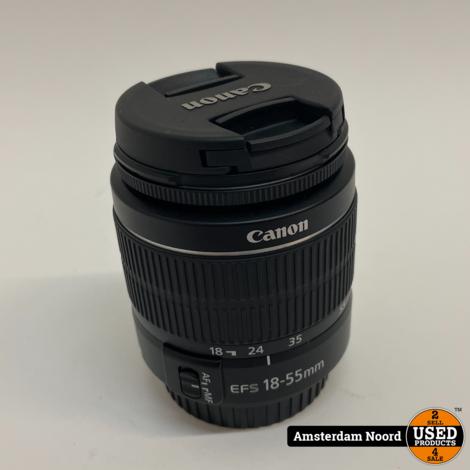 Canon EFS 18-55mm F3.5-5.6 III