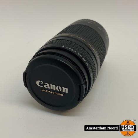 Canon EF 75-300mm F/4-5.6 II Ultrasonic