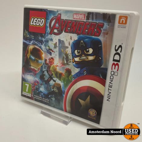 Nintendo 3DS Lego Avengers
