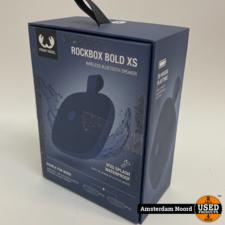 Fresh 'n Rebel Rockbox Bold XS Blauw BT speaker