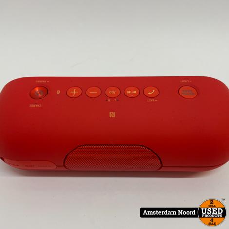 Sony SRS-XB20 Bluetooth Speaker
