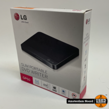 LG LG Portable DVD Writer GP50