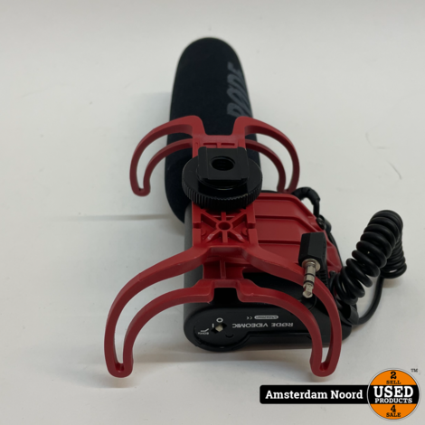 Rode Videomic Rycote microfoon