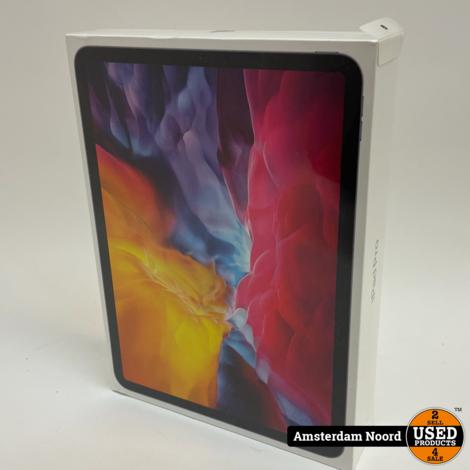 iPad Pro 11-inch (2nd Generation) Wifi + Cellular 512GB Grijs - Nieuw
