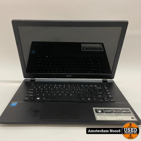 Acer Aspire ES1-511-C08F Laptop - 15.6HD/IC-N2830/4GB/500HDD/W10