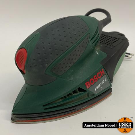 Bosch PSM 100 A Schuurmachine