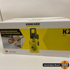 Karcher Kärcher K2 Power Hogedrukreiniger (Nieuw)