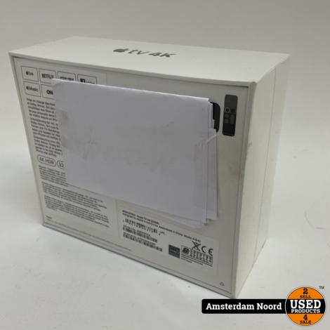 Apple TV 4K 32GB (A1842)