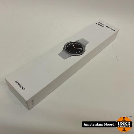 Samsung Galaxy Watch4 Classic 46mm (Nieuw)