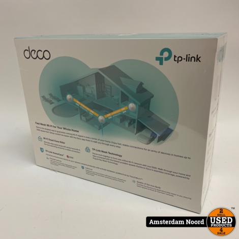 TP-Link Deco M5 (3-Pack) Nieuw