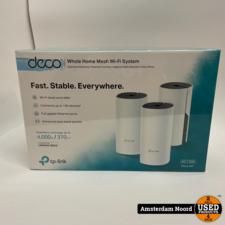 TP-Link TP-Link Deco M4 - Multiroom Wifi Systeem /Mesh Wifi (Nieuw)
