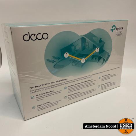 TP-Link Deco M4 - Multiroom Wifi Systeem /Mesh Wifi (Nieuw)