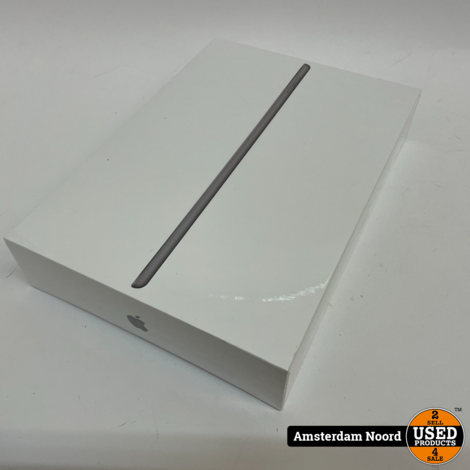 Apple iPad 8th Generation (2020) Wifi + Cellular 128GB Grijs