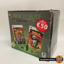 Xbox Xbox 360 Console Elite Zwart 120GB