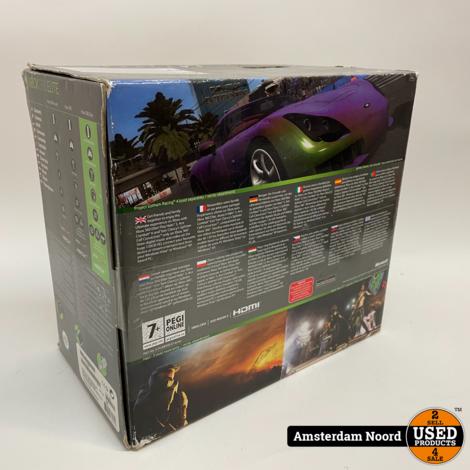 Xbox 360 Console Elite Zwart 120GB