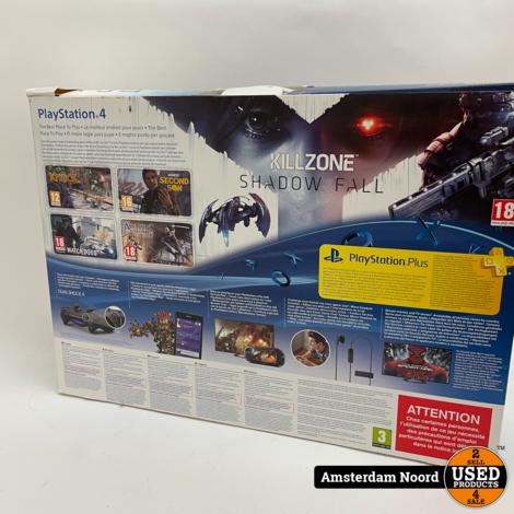 Playstation 4 500GB Zwart