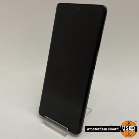 Samsung Galaxy S21 Ultra 5G 128GB Zwart (Nieuwstaat)