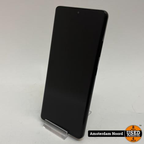 Samsung Galaxy S21 Ultra 5G 256GB Phantom Black (Nieuwstaat)