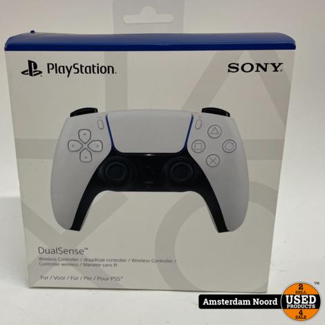 Playstation 5 DualSense Controller (Nieuw)