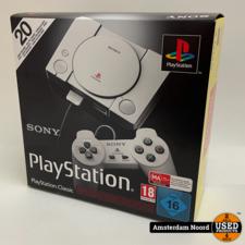 Sony Sony Playstation Classic Mini (Nieuw)