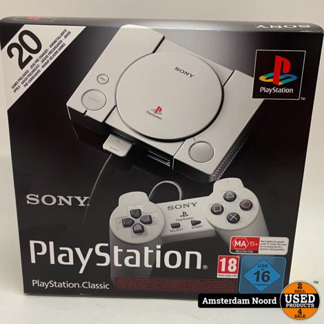 Sony Playstation Classic Mini (Nieuw)